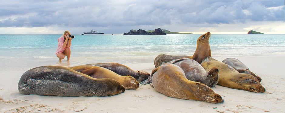 Galapagos Islands Land Based Tours